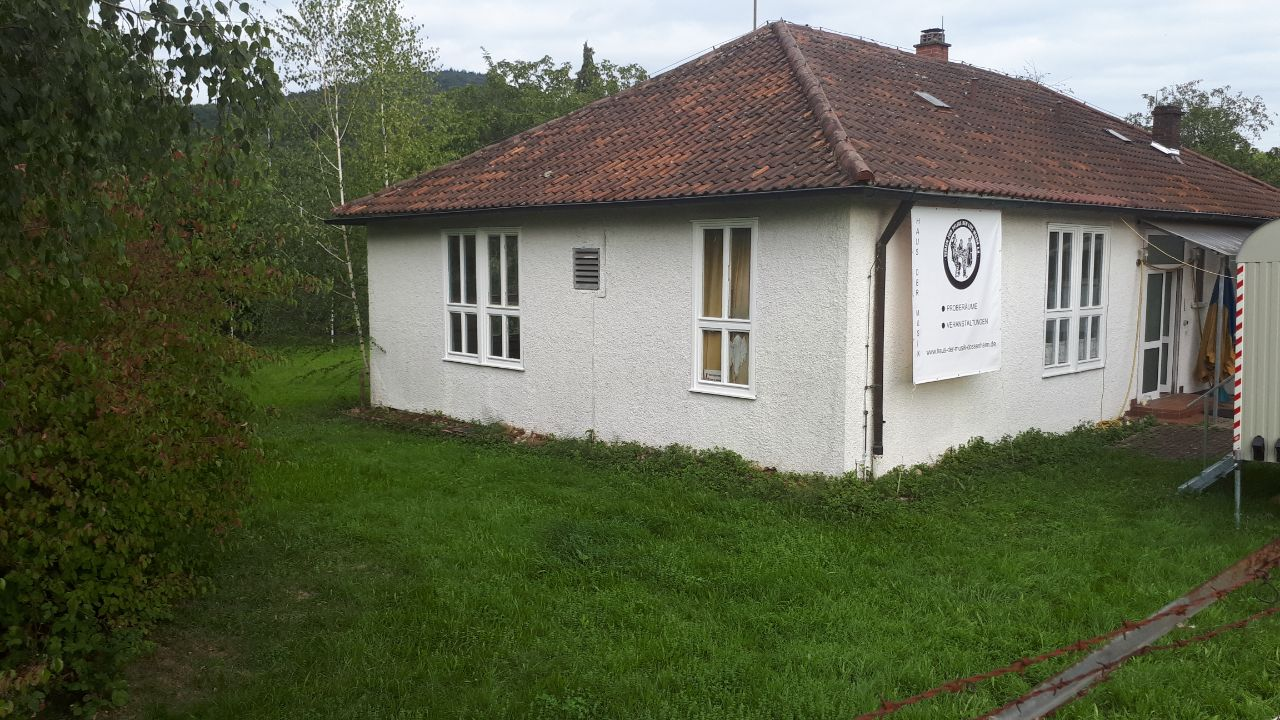 Haus der Musik Dossenheim